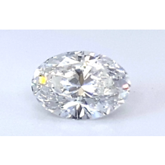 3.70 Carat E VS1 Oval Lab Created Diamond