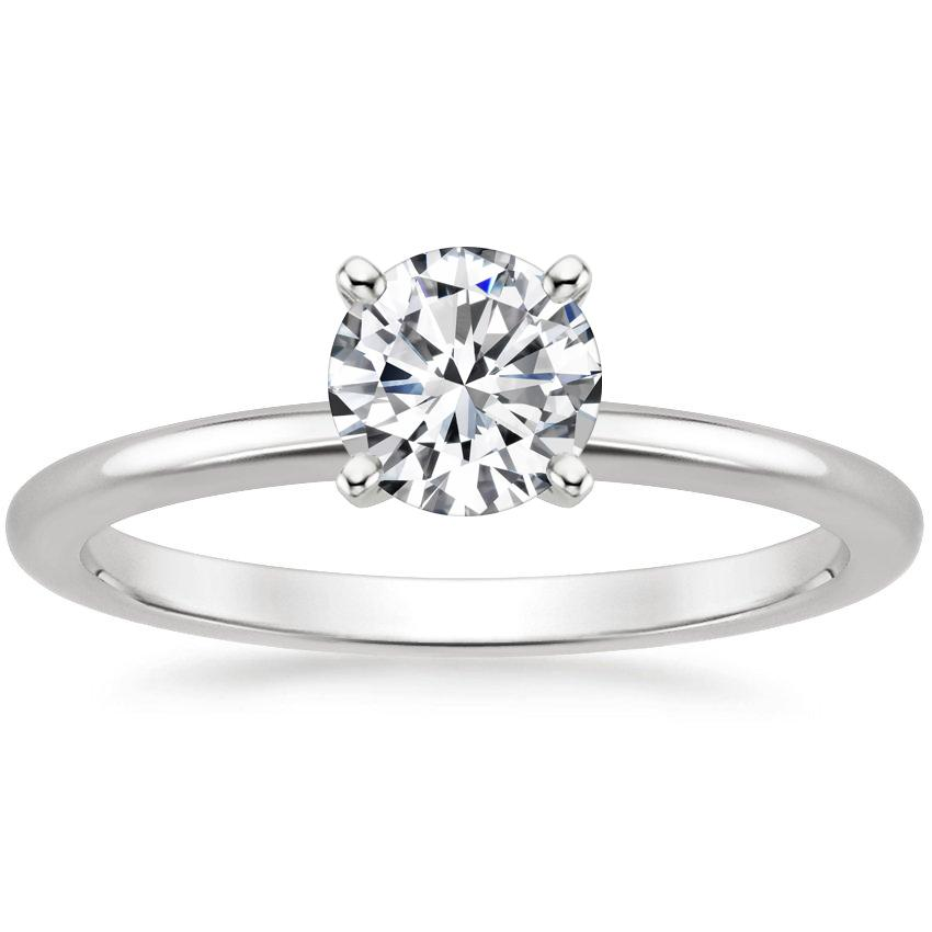 Image result for solitaire ring